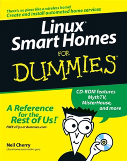 Picture of Linux Smart Homes For Dummies