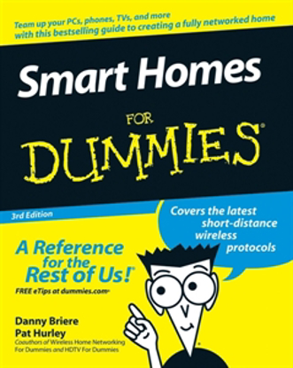 Picture of Smart Homes For Dummies(r), 3rd Edition