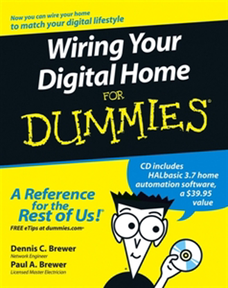 Picture of Wiring Your Digital Home For Dummies